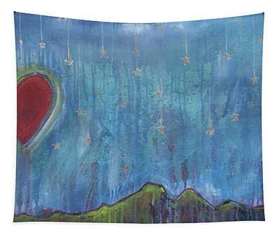Hang Among The Stars Tapestry