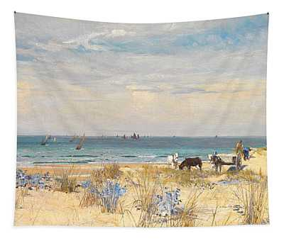 Harvesting The Land And The Sea Tapestry