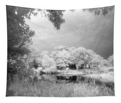 Hidden Cabin Tapestry