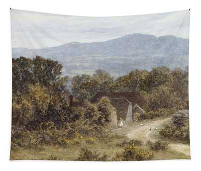 Hindhead From Sandhills Witley Tapestry