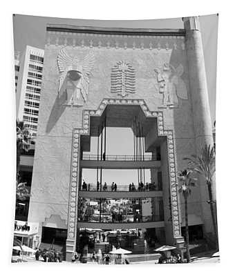 Hollywood And Highland Tapestry