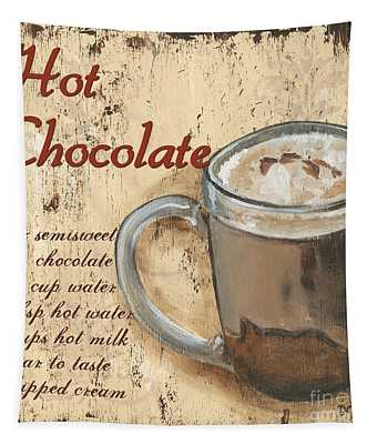 Hot Chocolate Tapestry