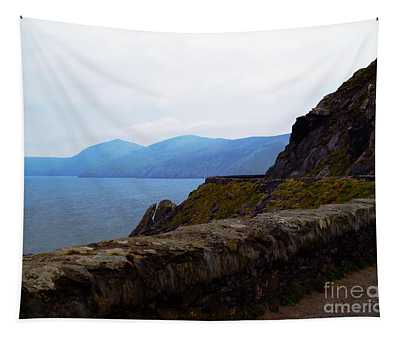 Irish Coast Tapestry