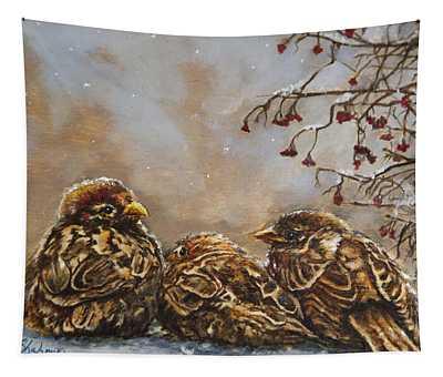 Keeping Company Tapestry