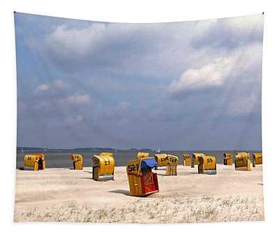 Laboe Beach ... Tapestry