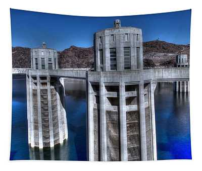 Lake Mead Hoover Dam Tapestry