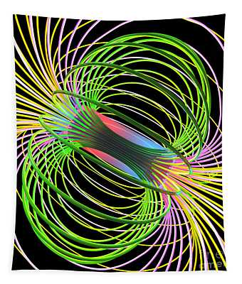 Magnetism 5 Tapestry