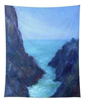 Ocean Chasm Tapestry