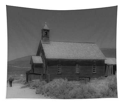 Old Church Tapestry by Richard Balison