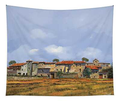 Paesaggio Aperto Tapestry