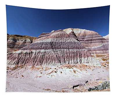 Painted Erosion Tapestry