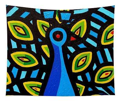 Peacock II Tapestry