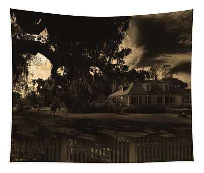 Plantation House  Tapestry