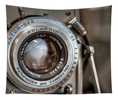 Polaroid Pathfinder Tapestry