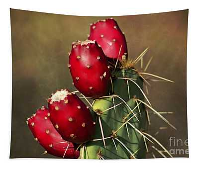 Prickley Pear Fruit Tapestry