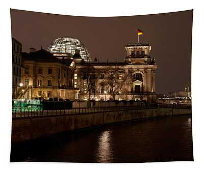 Reichstag Landscape Tapestry