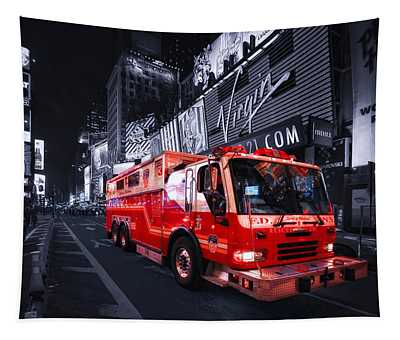 Rescue Me Tapestry
