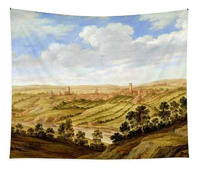 Richmond Castle - Yorkshire Tapestry