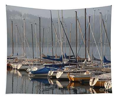Sail Boats Tapestry