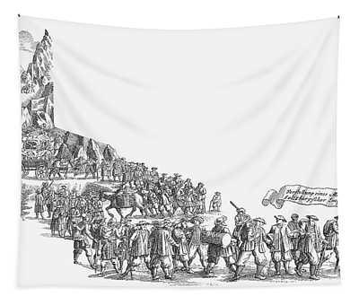 Salzburg Emigrants, 1732 Tapestry