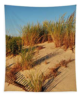 Sand Dune II - Jersey Shore Tapestry
