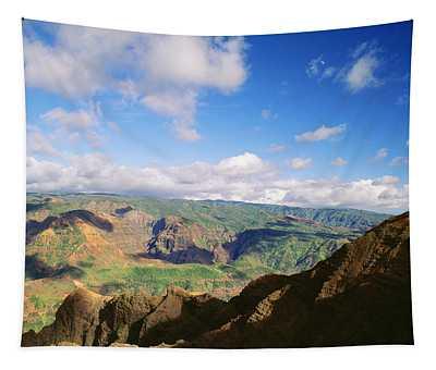 Scenic Waimea Canyon Tapestry