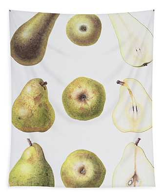 Six Pears Tapestry