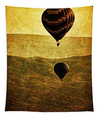 Soaring Heights Tapestry