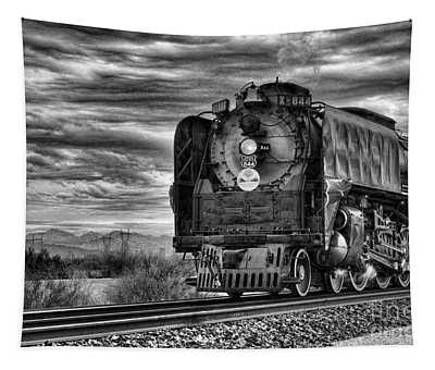 Steam Train No 844 - Iv Tapestry