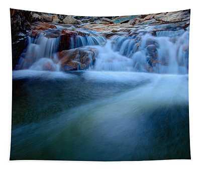 Summer Cascade Tapestry