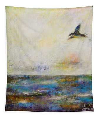 Summer Series The Fog Is Setting In Tapestry