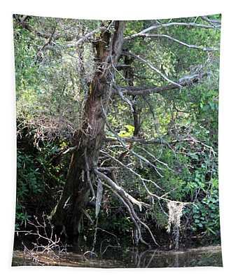 Swamp Tree Tapestry