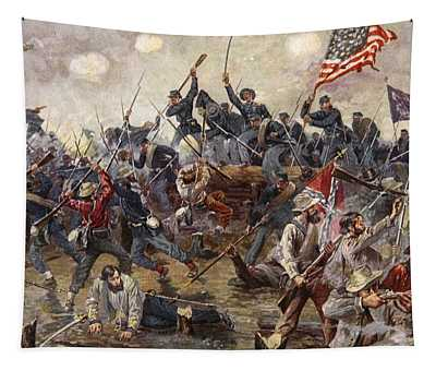 The Battle Of Spotsylvania Tapestry