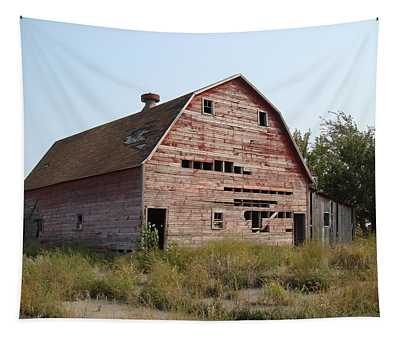 The Hole Barn Tapestry