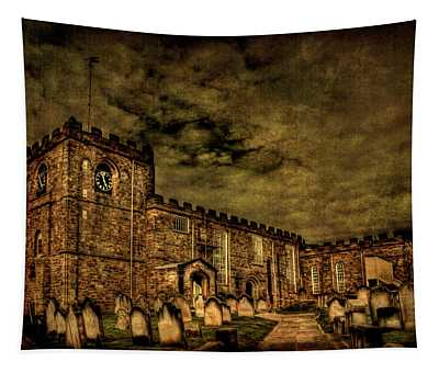 The House Of Eternal Being Tapestry