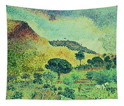 The Maures Mountains Tapestry
