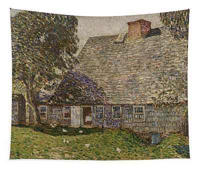 The Old Mulford House Tapestry