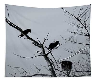 The Raven Tree Tapestry