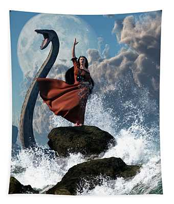 The Sea Witch Tapestry