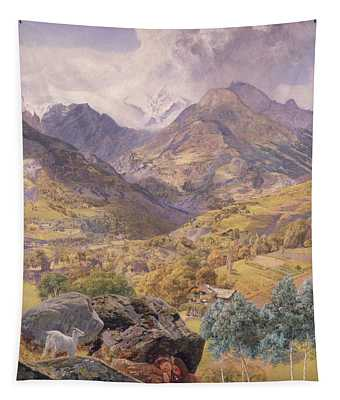 The Val D'aosta Tapestry
