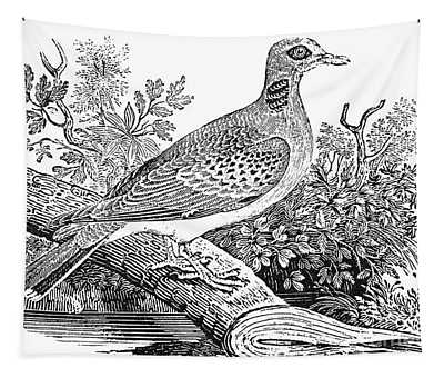 Turtle Dove Tapestry
