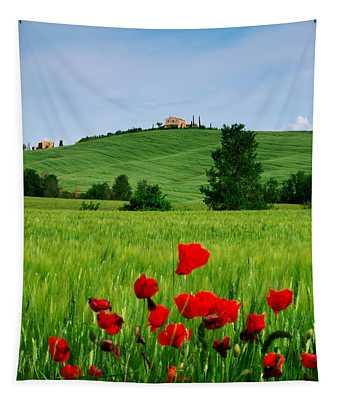 Tuscany  Tapestry