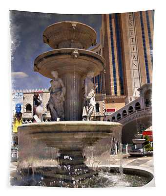 Venetian Fountain - Impressions Tapestry
