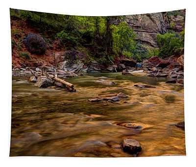 Virgin River Zion Tapestry