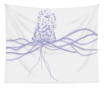 Waveflower Tapestry