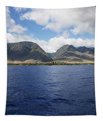 West Maui Mountains Tapestry