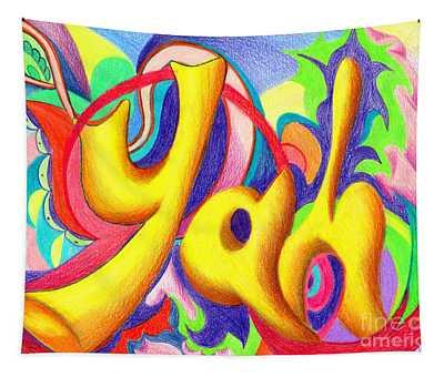 YAH Tapestry