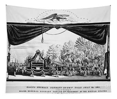Zachary Taylor: Funeral Tapestry