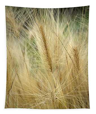 Foxtail Barley Tapestry