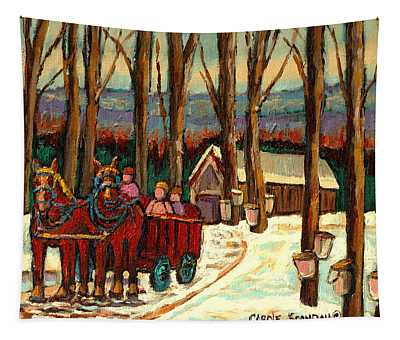 Sugar Shack Tapestry
